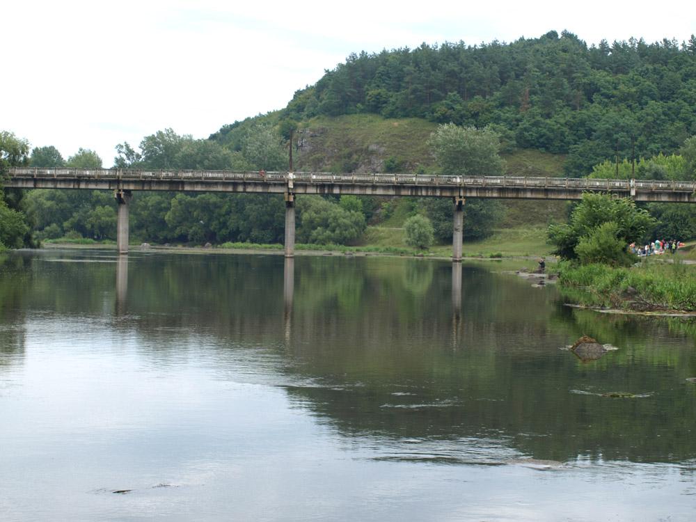 Мост между Сокольцом и Печорой