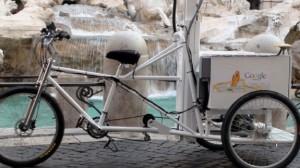 велосипед от google