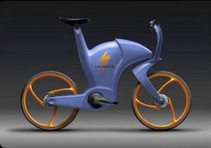 велосипеды необычные молния