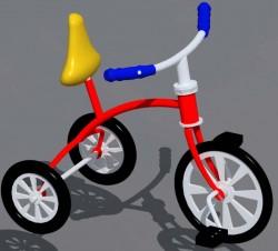 концепт детского велосипеда