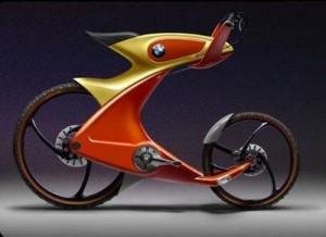 велосипеды необычные колеса