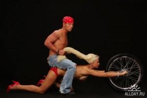 секс велосипед