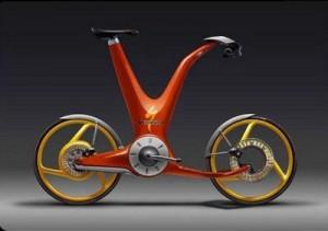велосипеды необычные рогулька