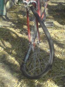 восьмерка велосипед