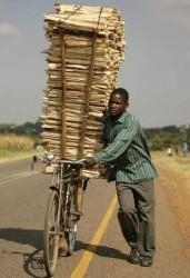 Некогда на велосипеде кататься