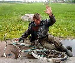 Велосипед друг человека
