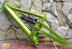 Велосипедные рамы HEADLESS