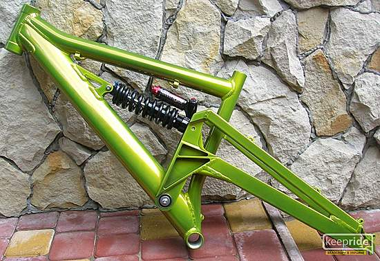 Велосипеда рама своими руками