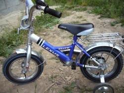 велосипед для самых маленьких lexus