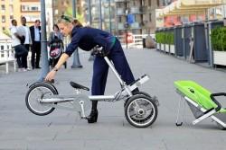 велосипед трансформер для мам