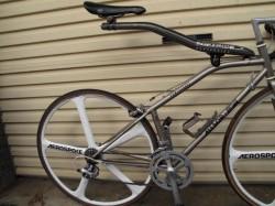 Концептуальный велосипед