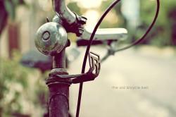 ржавый велосипед