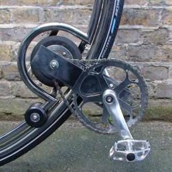 Одноколесный велосипед Бена Уилсона