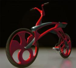 Экстремальный велосипед