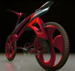 Необыкновенный велосипед