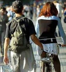 секс с велосипедом