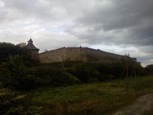 Меджибож замок