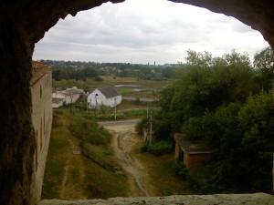 Меджибож смотровая башня