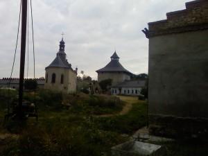Меджибож, церковь