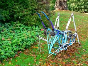 Велосипед кузнечик