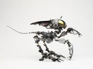 SRAM Robots Zlo