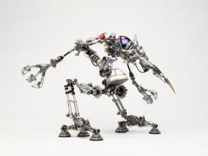SRAM Robots Zlo1