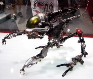 SRAM Robots Zlo2