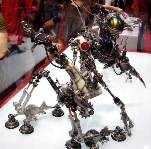 SRAM Robots Zlo4