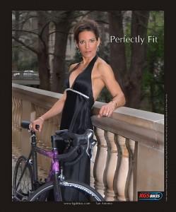 Гламурные велосипеды KGS bikes