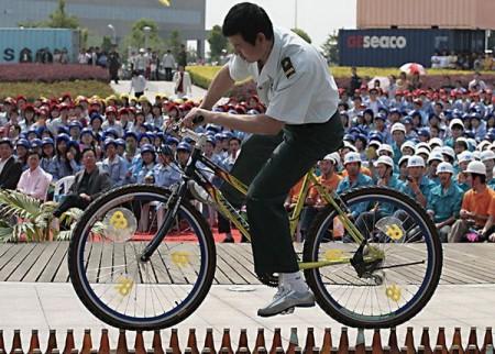 Велосипед и пиво