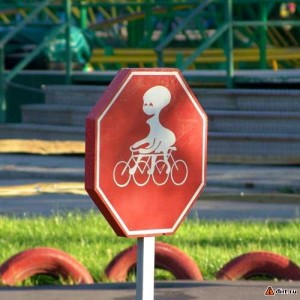 необычные велосипеды для чужих