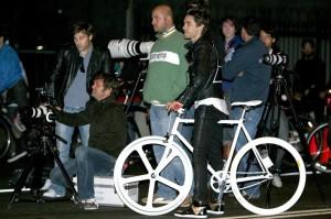 сексуальный велосипед