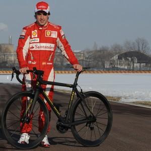 велосипед Ferrari DI2