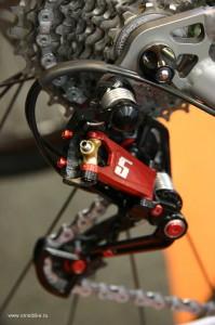 переключение передач на велосипеде