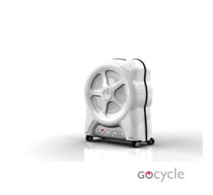 Gocycle – велосипед в сложенном виде