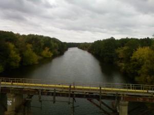 прокладка газопровода возле Тыврова