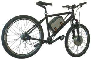 Электровелосипед Русский