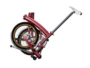 Складной велосипед от Кристиано Giuggioli