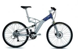 Велосипед от AUDI