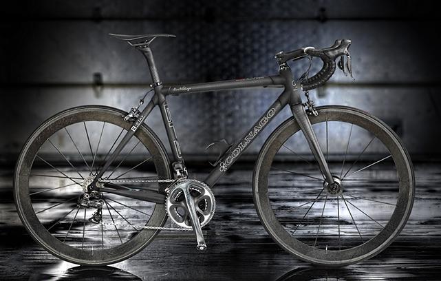 Карбоновый велосипед Ferrari DI2