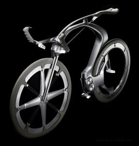 Концептуальные велосипеды пежо