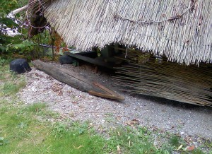 Старинный таран