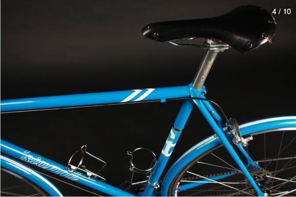 Городской велосипед от signal cycles
