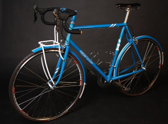 Городской велосипед от signal cycles 4
