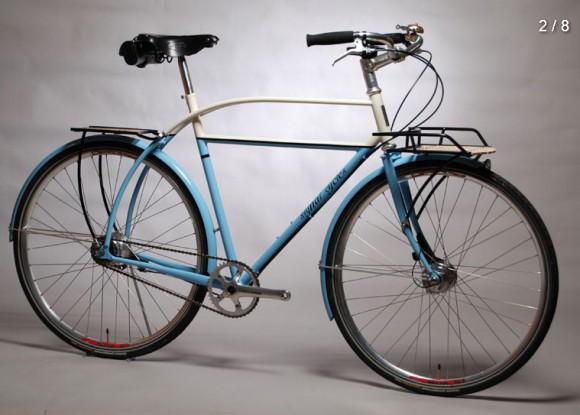 Городской велосипед от signal cycles 5