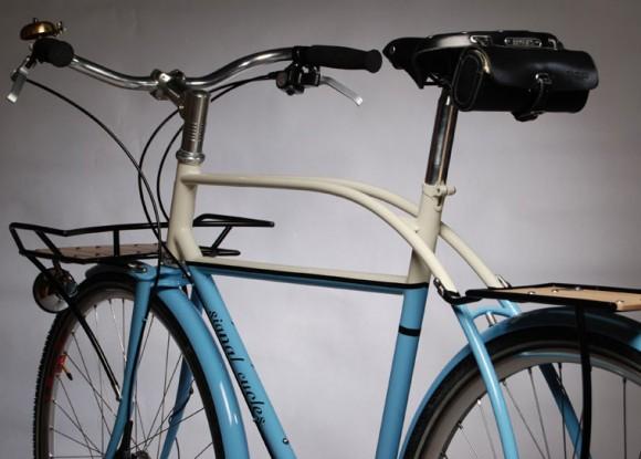Городской велосипед от signal cycles 6