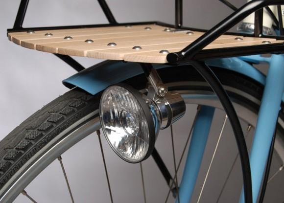 Городской велосипед от signal cycles 8