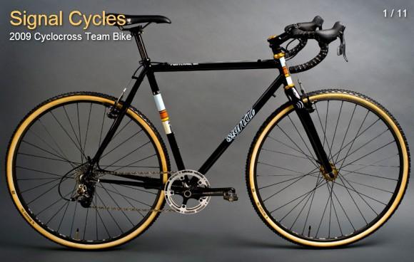 велосипед Циклокросс от Signal Cycles