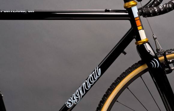 велосипед Циклокросс от Signal Cycles 3