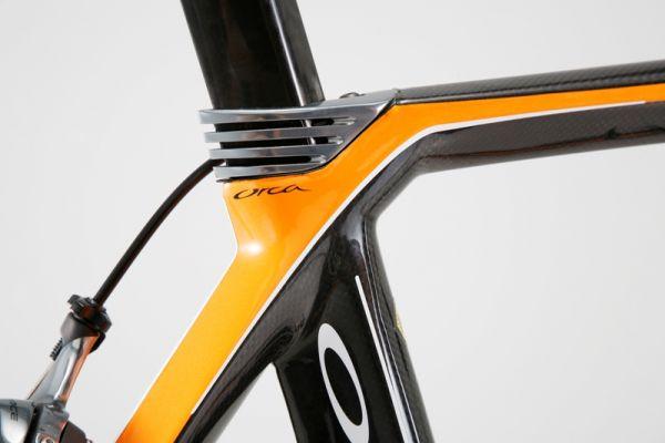 Велосипеды ORBEA ORCA  seat-collar